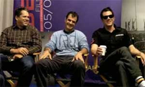 Jeff Tremaine, Mat Hoffman, Johnny Knoxville