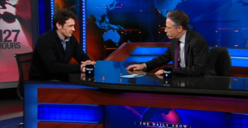 James-Franco-on-The-Daily-Show