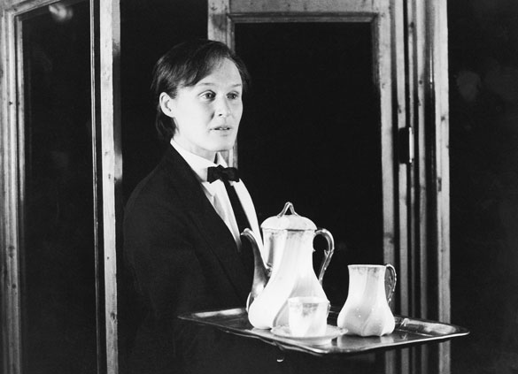 Glenn Close as 'Albert Nobbs' from the 1982 Theatrical ...