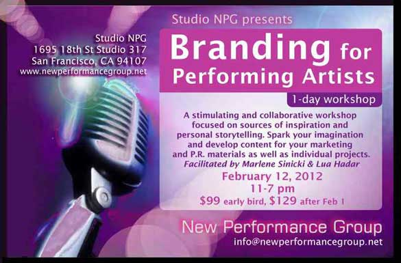 Branding-For-Performance-Artists