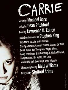Carrie-poster-mcc-theater