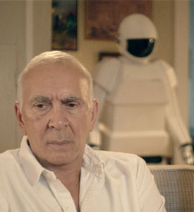frank-langella robot and frank
