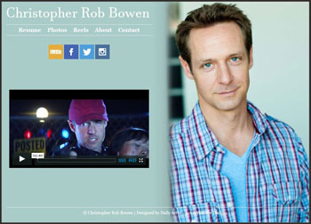 Christopher Rob Bowen's Website