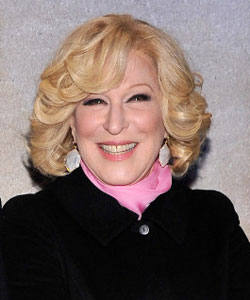 Catch Bette Midler in London next year
