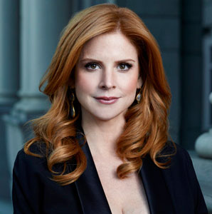 Q Amp A Sarah Rafferty Talks Suits Her Theater Training