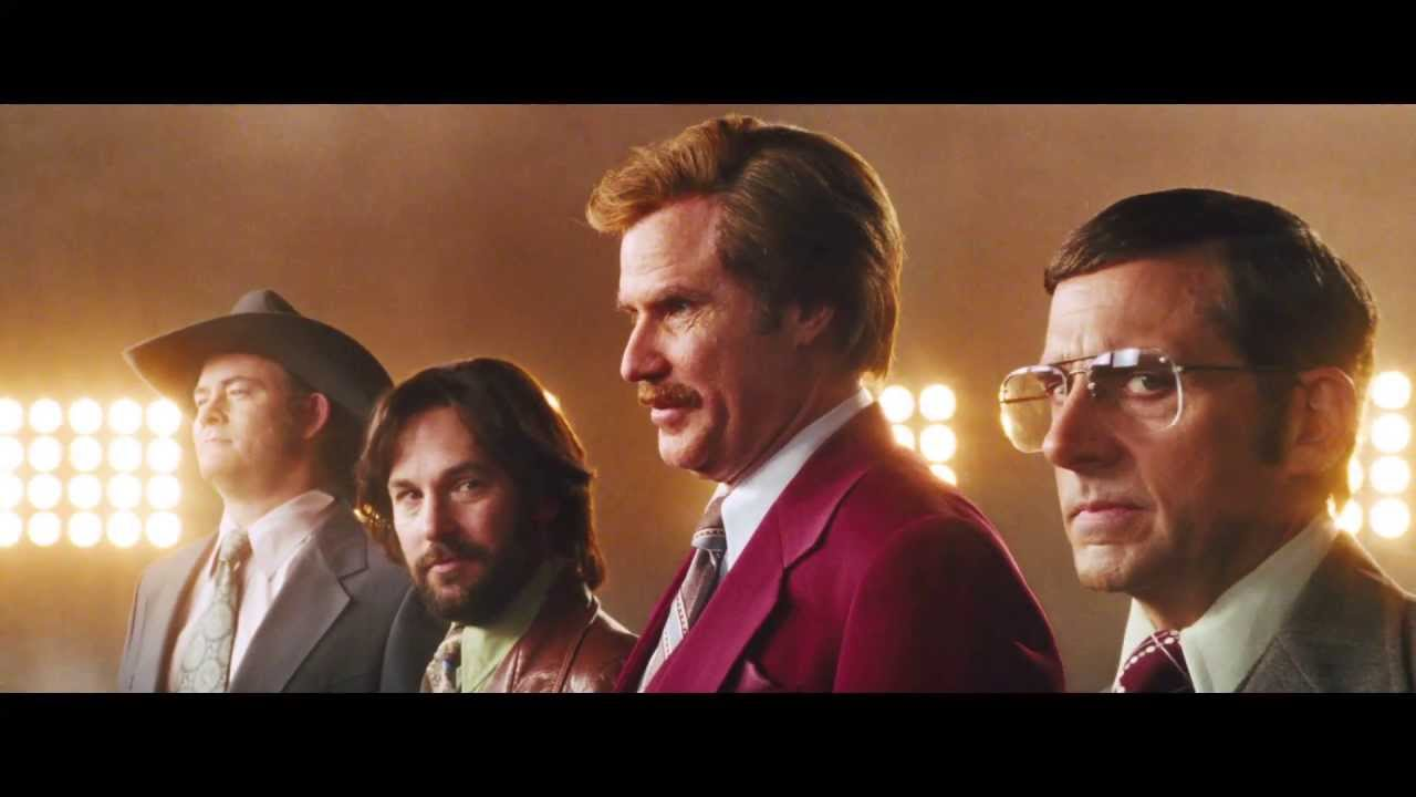 New 'Anchorman 2′ Trailer!