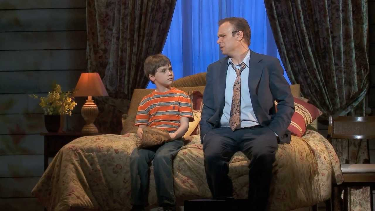 Watch Two Songs From the Upcoming Broadway Musical, 'Big Fish', Starring Norbert Leo Butz