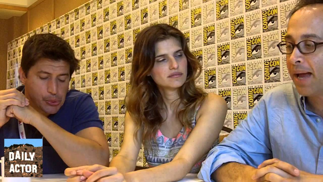 Comic-Con Interview: Childrens Hospital's Ken Marino, Lake Bell & David Wain (video)