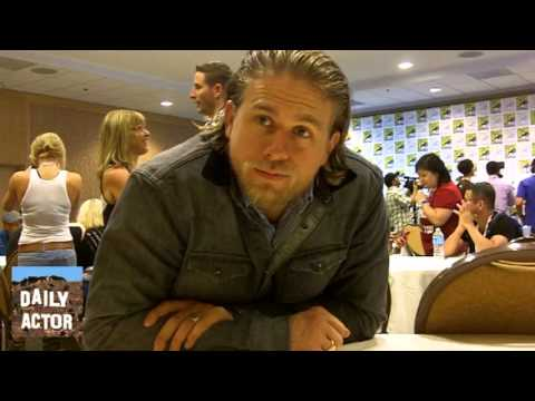 "Interview: Charlie Hunnam Talks 'Sons of Anarchy' and His ""Amazing Journey"" on the Show (video)"