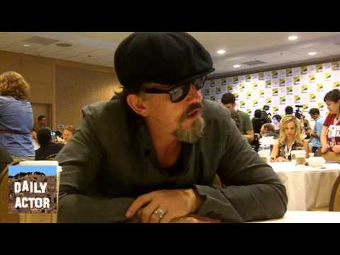 Interview: Tommy Flanagan Talks 'Sons of Anarchy' and Stuggles Not to Give Away Any Spoilers (video)
