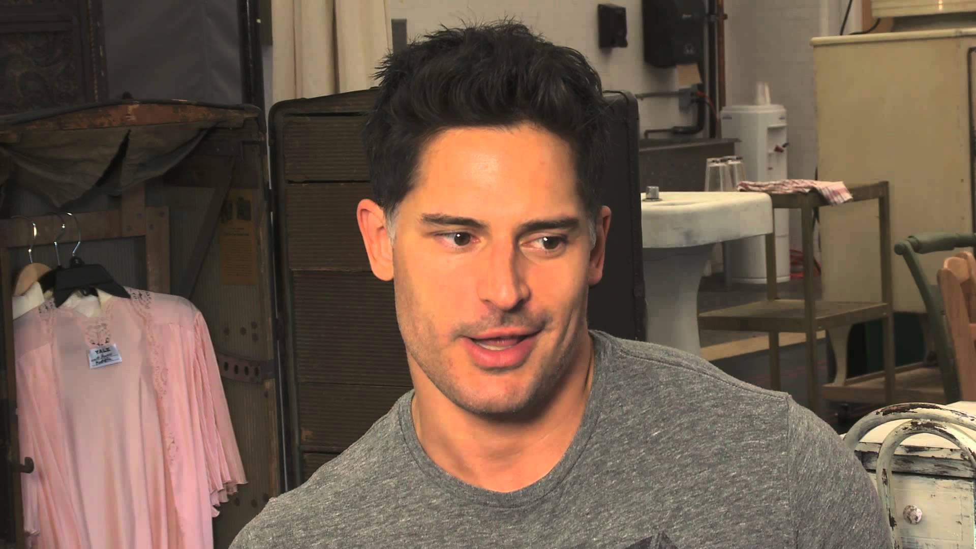 "Joe Manganiello in 'A Streetcar Named Desire': ""I'm playing a human being finally"""