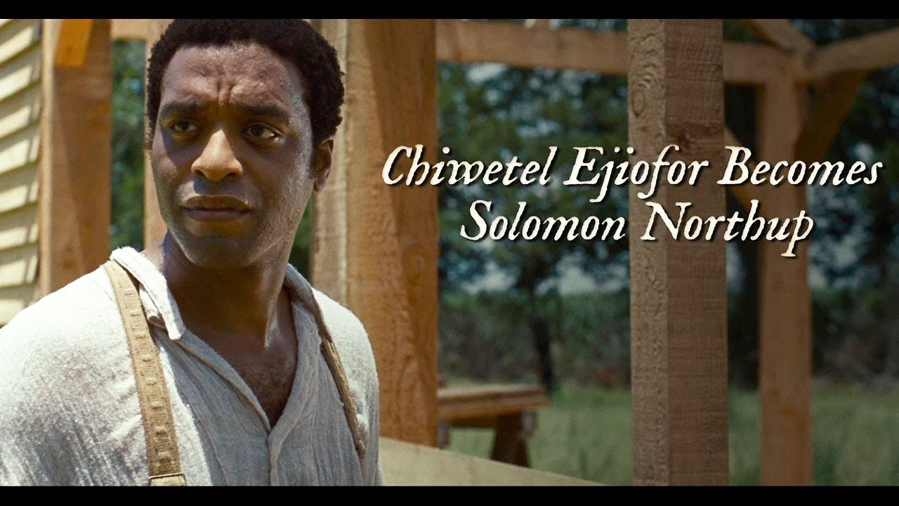 '12 Years a Slave' Featurette: Chiwetel Ejiofor on Research, Accent and His Emotional Journey