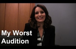 Tina Fey's Worst Audition Ever