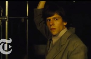 Director Richard Ayoade Narrates a Scene from 'The Double' Starring Jesse Eisenberg