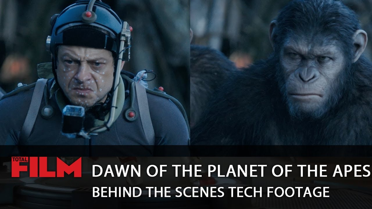 watch  u0026 39 dawn of the planet of the apes u0026 39  actors transform