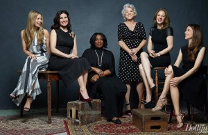 Watch the Tony Nominated Actresses Roundtable Featuring Sutton Foster, Idina Menzel , Kelli O'Hara, Tyne Daly and LaTanya Richardson Jackson
