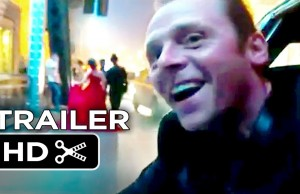 Trailer: 'Hector and the Search For Happiness' Starring Simon Pegg, Toni Collette, Rosamund Pike & Christopher Plummer