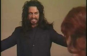 Audition Tapes: Gerard Butler Auditions for 'Dracula 2000′