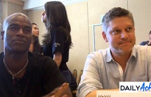 Interview: Charles Parnell Talks 'The Last Ship' and Working Alongside Navy Seals (video)