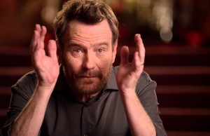 Watch: Bryan Cranston Performs One-Man Baseball Show in TBS MLB Postseason Commercial
