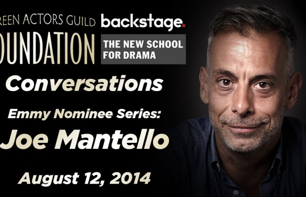 Watch: Conversations with 'The Normal Heart' Actor and 'The Last Ship' Director Joe Mantello