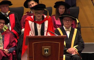 "Cate Blanchett Asks Graduating Students a Heavy Question: ""What the hell can you do with an arts degree?"""