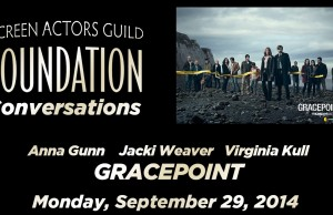 Watch: Anna Gunn, Jacki Weaver and Virginia Kull on 'Gracepoint' and Strong Female Roles on TV