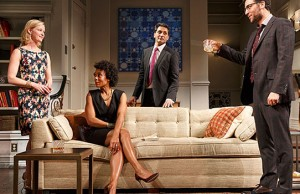 Disgraced on Broadway Review