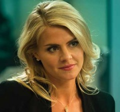 Eliza Coupe in Benched