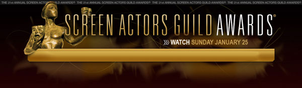 SAG AWards Screeners 2014
