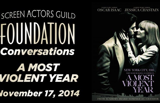 Jessica Chastain, Oscar Issac, & Writer/Director J.C. Chandor Talk 'A Most Violent Year'
