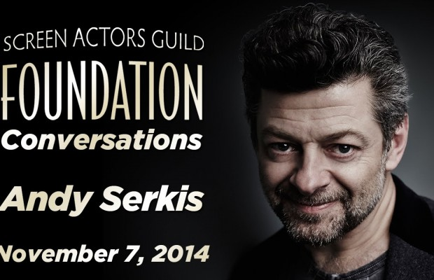 Watch: Andy Serkis Talks Motion Capture, His Career and More