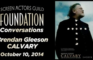 Watch: Brendan Gleeson Talks 'Calvary' with the SAG Foundation