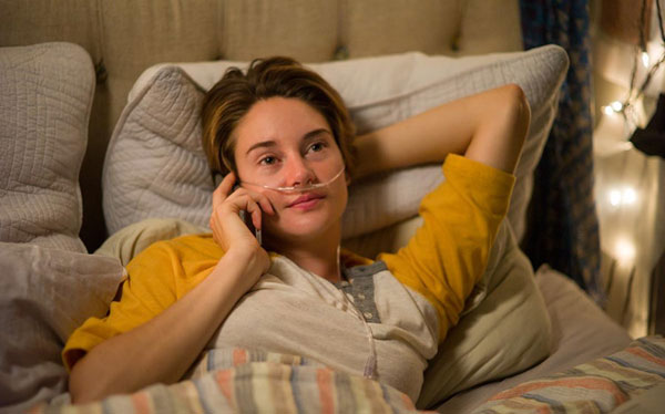 'The Fault In Our Stars' (Hazel at the Dias) - Daily Actor