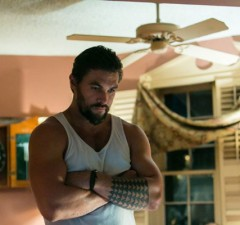 Jason Momoa in The Red Road