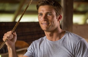 Scott Eastwood in 'The Longest Ride'