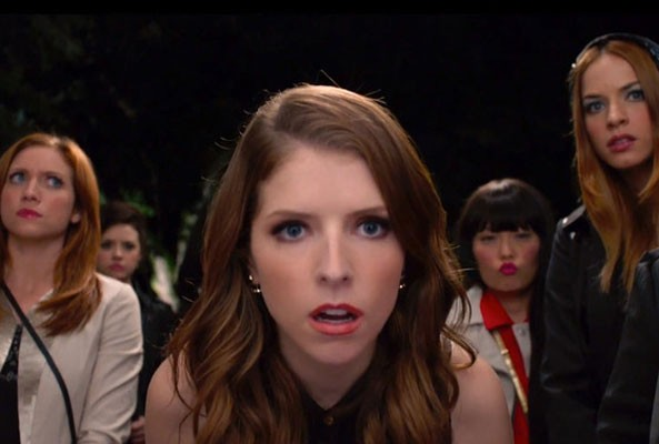 Anna Kendrick in Pitch Perfect 2