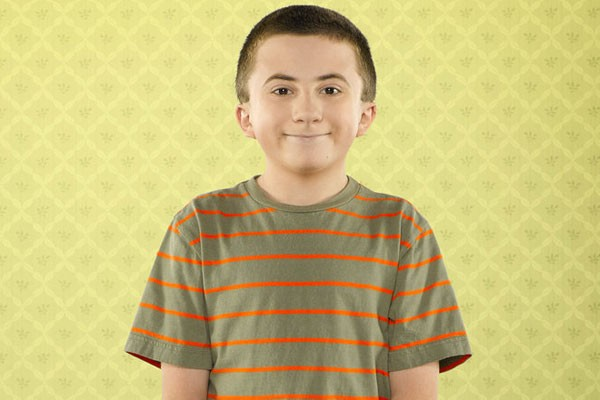 Atticus Shaffer in The Middle