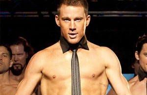 Channing Tatum in Magic Mike XXL