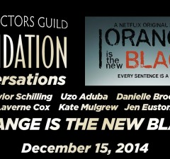 Watch: The SAG Foundation Conversation with the Cast and Casting Director of 'Orange is the New Black'