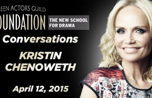 Watch: Tony Nominee Kristin Chenoweth Talks About Her Career, Broadway and More!