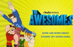 The Awesomes Comic-Con Interviews