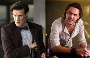 Matt Smith and Jack Huston Pride and Prejudice and Zombies