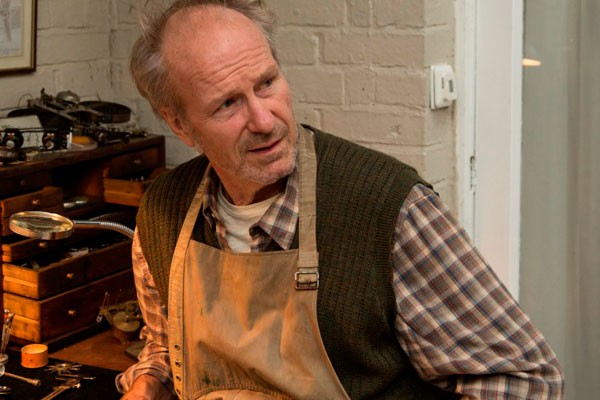 William Hurt in Humans