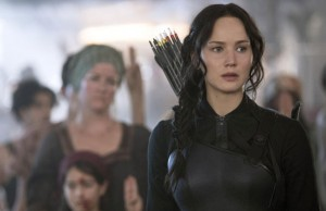 Jennifer Lawrence in Hunger Games: Mockingjay Part 2