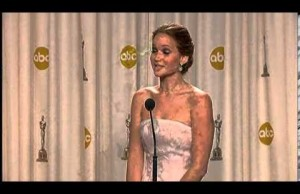 Oscar Speech and Backstage Interview: Jennifer Lawrence for Best Actress (video)