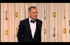 Oscar Speech and Backstage Interview: Daniel Day-Lewis for Best Actor (video)