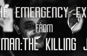 Actor Aaron Williams Creates a Theatrical Cover With 'The Emergency Exit' From 'Batman: The Killing Joke'