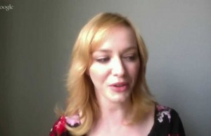 Christina Hendricks on Saying Good-bye to 'Mad Men'