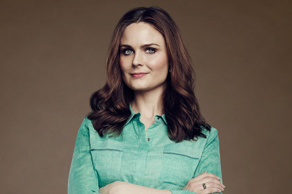 Emily Deschanel on 'Bones', Favorite Episodes and Building ...